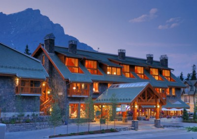 Wintersport accommodatie in Canada